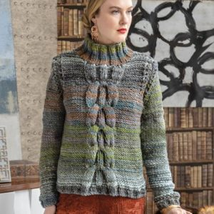 Noro Center Cable Pullover