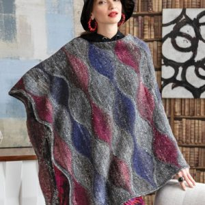Noro Wave Pattern Ponch